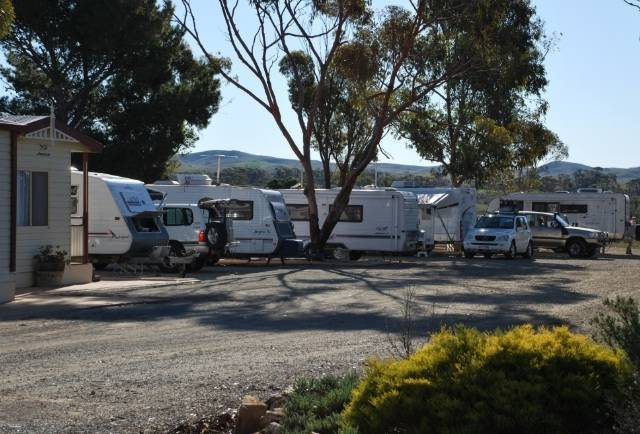 Orroroo Caravan Park - Accommodation Sunshine Coast