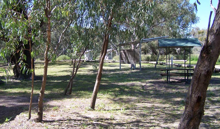 Coach and Horses campground - Accommodation Sunshine Coast