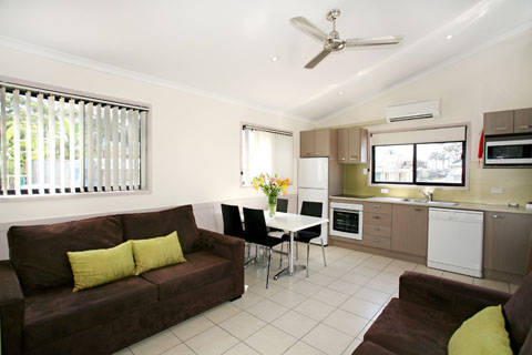 Shoal Bay Holiday Park - Accommodation Sunshine Coast