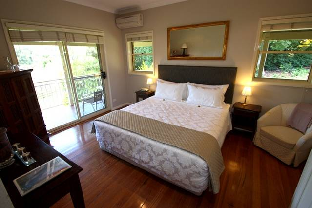 The Acreage B  B - Accommodation Sunshine Coast
