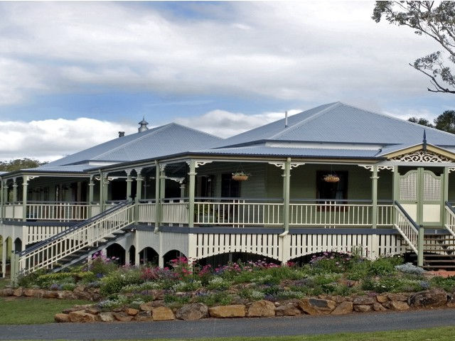The Sanctuary Springbrook Guest House Cottage - Accommodation Sunshine Coast