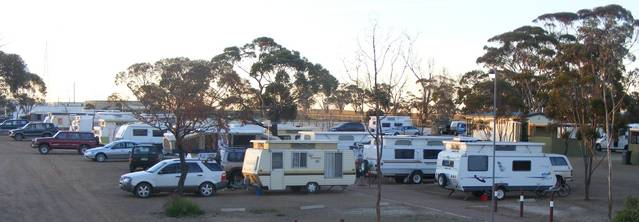 Woomera Traveller's Village  Caravan Park - Accommodation Sunshine Coast