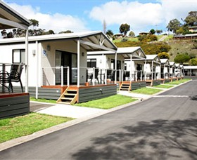 Geelong Riverview Tourist Park BIG4 - Aspen Parks - Accommodation Sunshine Coast