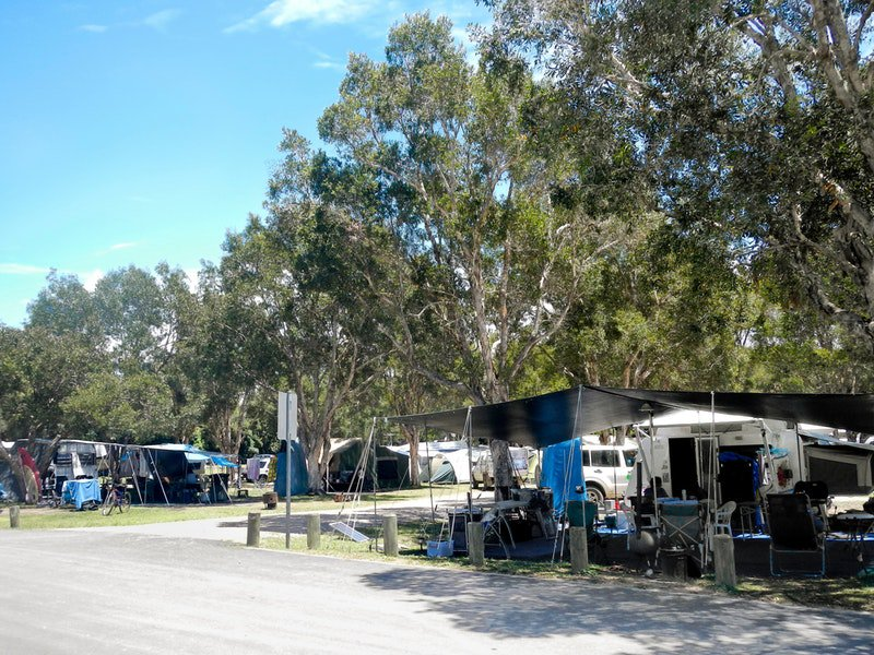 Diamond Head campground - Accommodation Sunshine Coast
