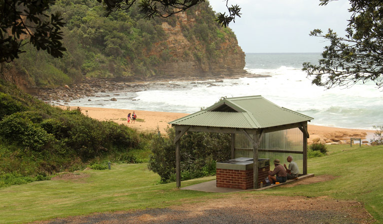 Little Beach campground - Accommodation Sunshine Coast
