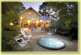 Mooloolah Valley Holiday Houses - Accommodation Sunshine Coast