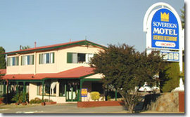 Sovereign Motor Inn Cooma - Accommodation Sunshine Coast