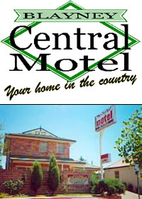 Blayney Central Motel - Accommodation Sunshine Coast