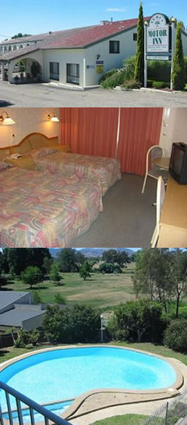 Tumut Motor Inn - Accommodation Sunshine Coast