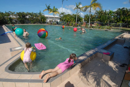 Kurrimine Beach Holiday Park - Accommodation Sunshine Coast