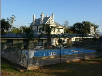 Airlie House Motor Inn - Accommodation Sunshine Coast