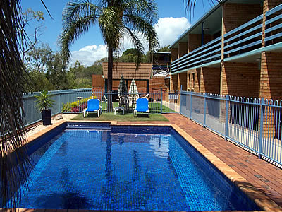 Tannum on the Beach Motel - Accommodation Sunshine Coast