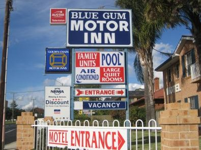 Blue Gum Motor Inn - Accommodation Sunshine Coast