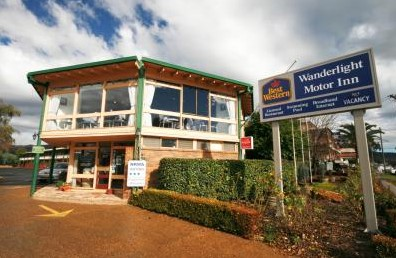 Best Western Wanderlight Motor Inn - Accommodation Sunshine Coast