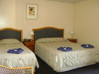 Mudgee Motor Inn - Accommodation Sunshine Coast