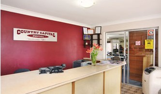 Country Capital Motel - Accommodation Sunshine Coast