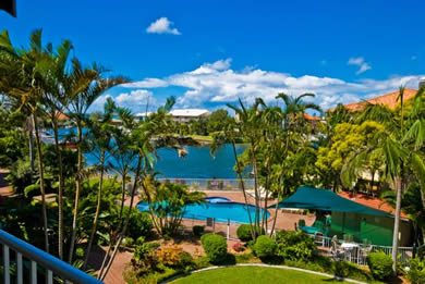 Bayview Waters Apartments - Accommodation Sunshine Coast