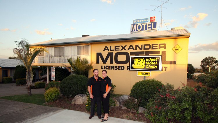 Alexander Motel - Accommodation Sunshine Coast