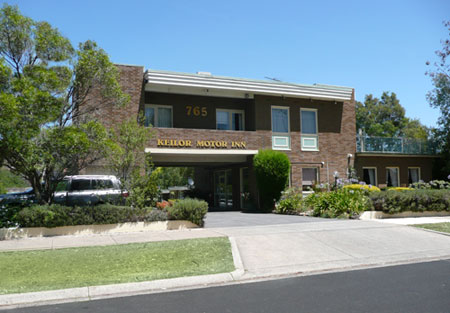 Keilor Motor Inn - Accommodation Sunshine Coast
