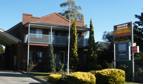 Sundowner Bendigo Golden Reef Motor Inn - Accommodation Sunshine Coast
