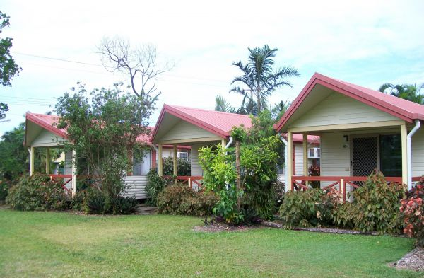 Flying Fish Point Tourist Park - Accommodation Sunshine Coast