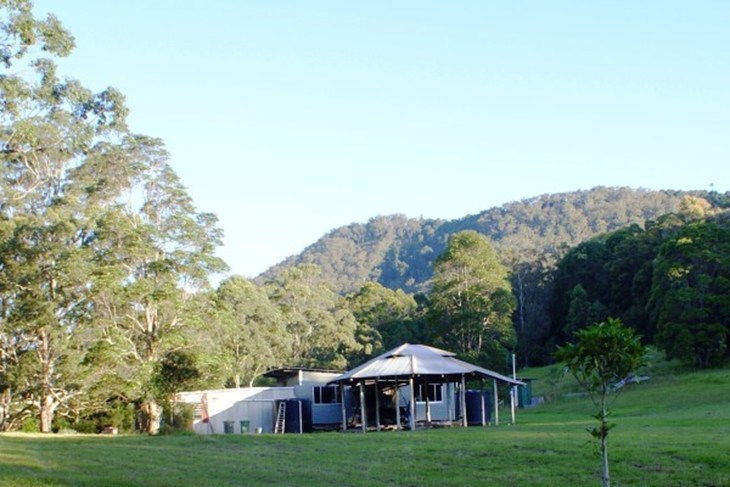 Mt Barney Retreat - Maroon - Accommodation Sunshine Coast