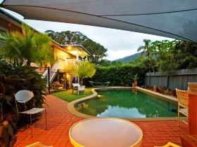 The Odd Gecko - Accommodation Sunshine Coast