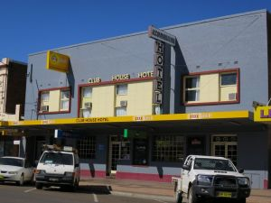 Club House Hotel Gunnedah - Accommodation Sunshine Coast