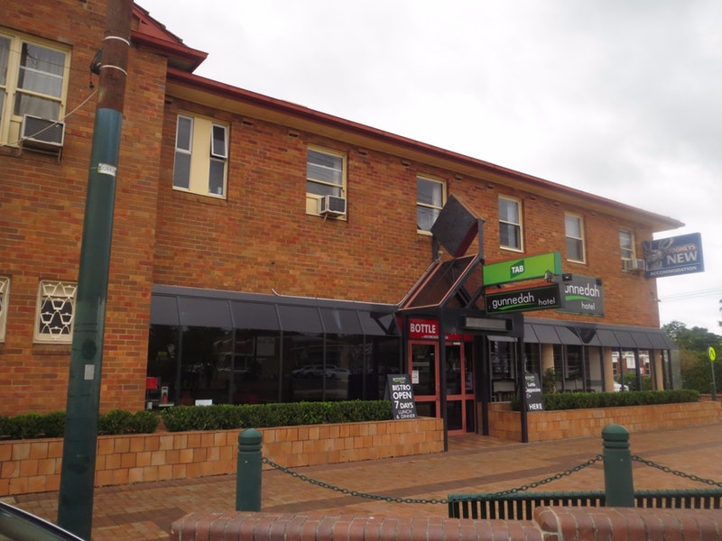 Gunnedah Hotel - Accommodation Sunshine Coast