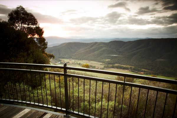 Pizzini's Vineyard Guesthouse - Accommodation Sunshine Coast