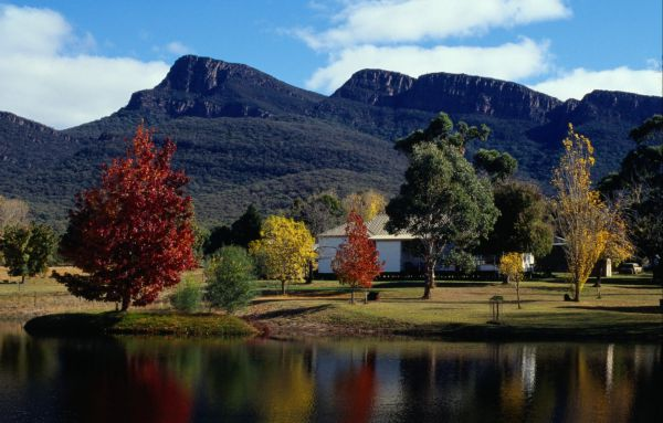 Grampians Paradise Camping and Caravan Parkland - Accommodation Sunshine Coast