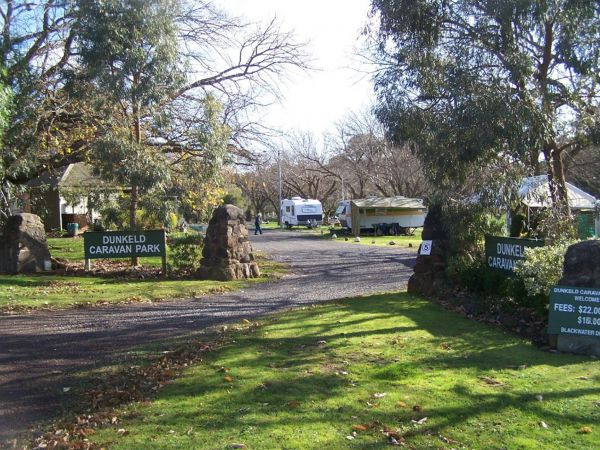 Dunkeld Caravan Park - Accommodation Sunshine Coast