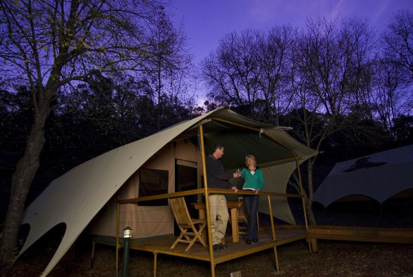 Wilderness Retreats Buchan Caves Reserve - Accommodation Sunshine Coast