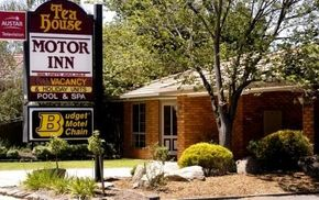Tea House Motor Inn - Accommodation Sunshine Coast