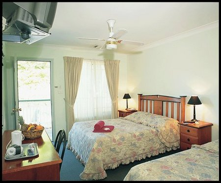 Miranda Lodge - Accommodation Sunshine Coast