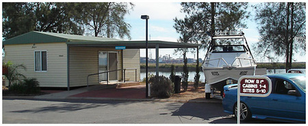 Port Pirie Beach Caravan Park - Accommodation Sunshine Coast