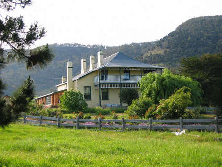 Stanton Bed and Breakfast - Accommodation Sunshine Coast