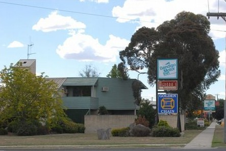 Bendigo Motor Inn Golden Chain - Accommodation Sunshine Coast