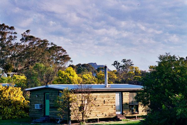 Mount Zero Log Cabins - Accommodation Sunshine Coast