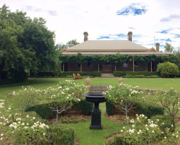 Clifton House and Gardens Farm Stay Accommodation - Accommodation Sunshine Coast