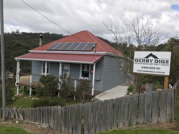 Derby Digs Cottage - Accommodation Sunshine Coast