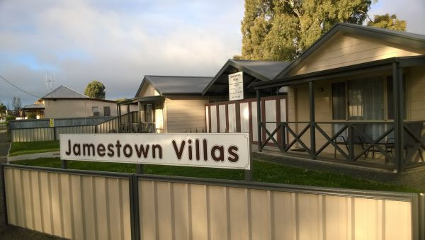 Jamestown Villas - Accommodation Sunshine Coast