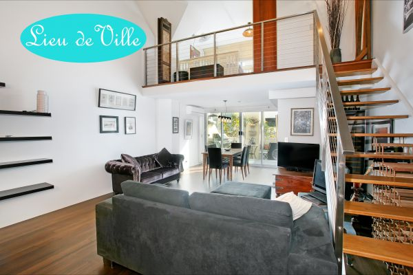 Lieu de Ville Suite - Accommodation Sunshine Coast