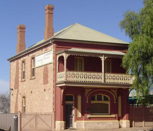 Savings Bank of South Australia - Old Quorn Branch - Accommodation Sunshine Coast