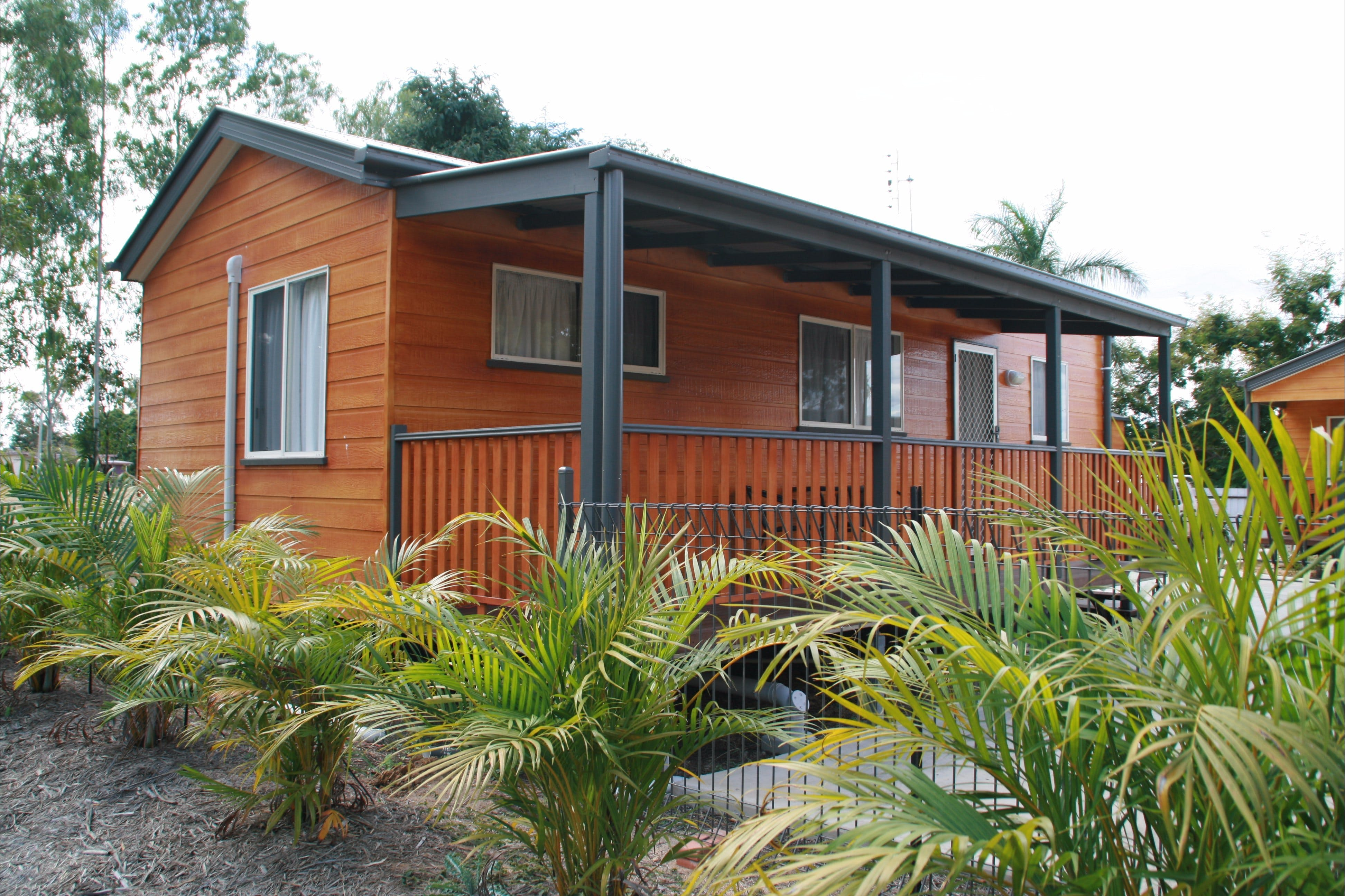 Charters Towers Tourist Park Top ParkDiscovery Park - Accommodation Sunshine Coast