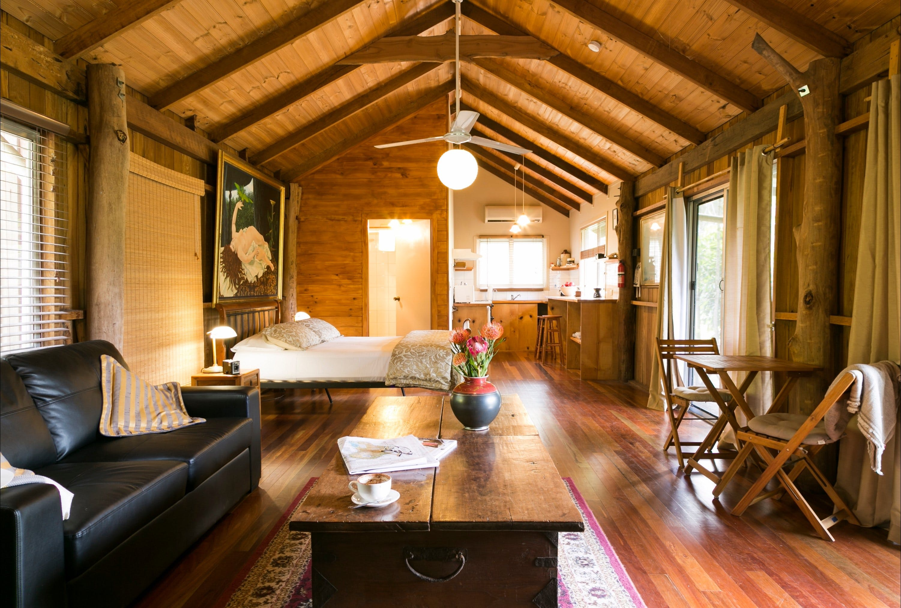 Mavis's Kitchen and Cabins - Accommodation Sunshine Coast