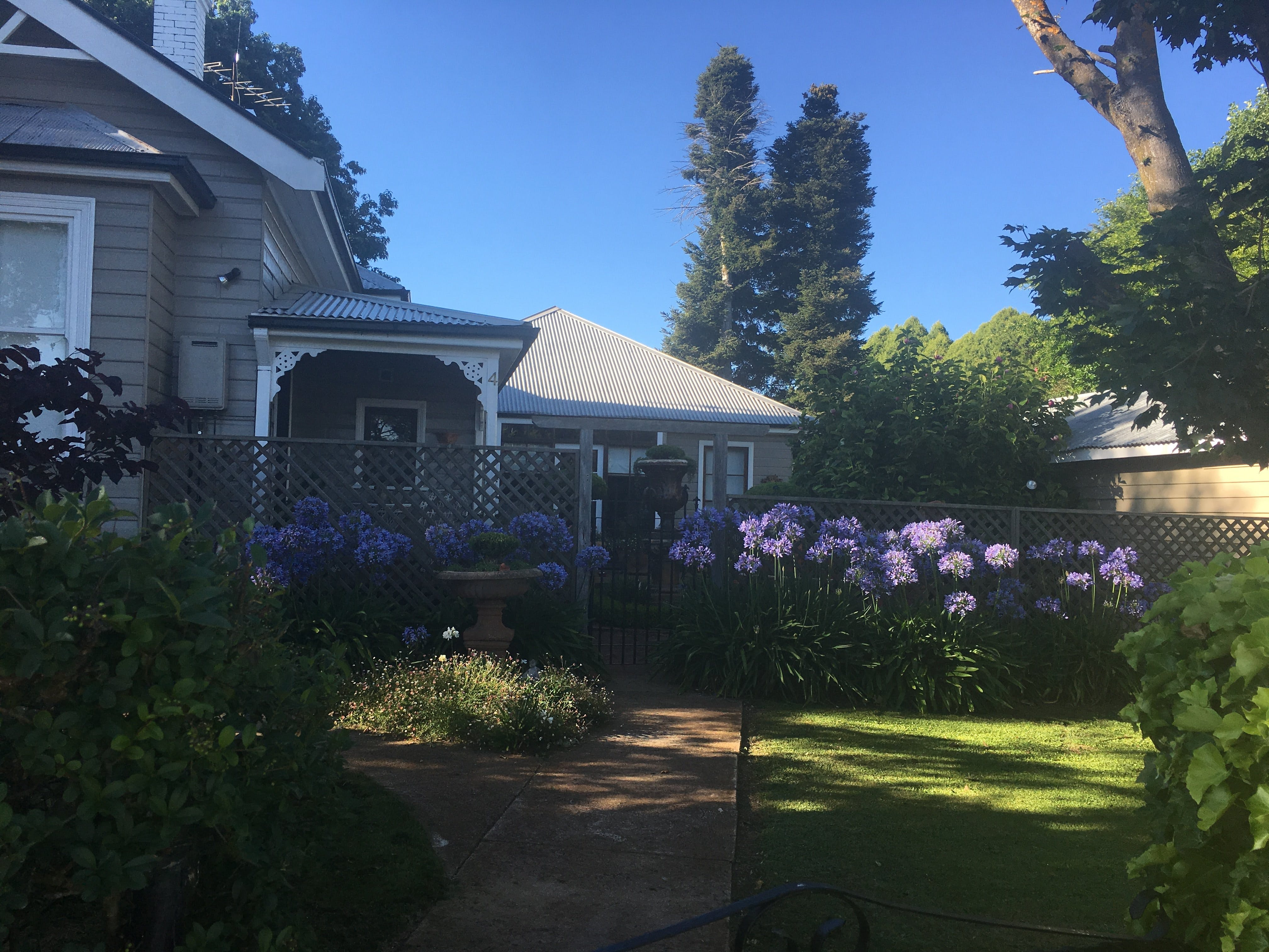 The Old Manse Bed and Breakfast - Accommodation Sunshine Coast