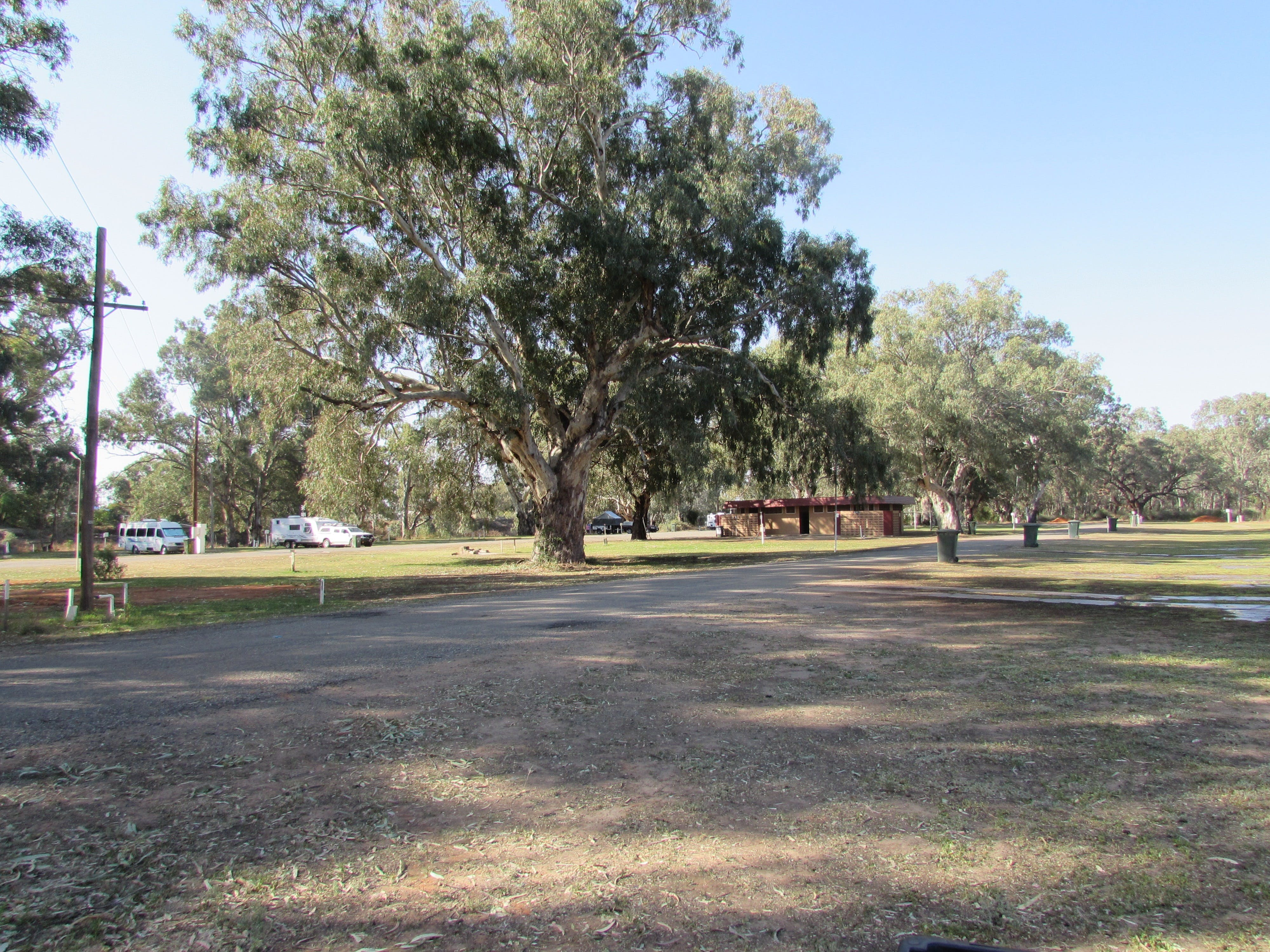 Victory Park Caravan Park - Accommodation Sunshine Coast