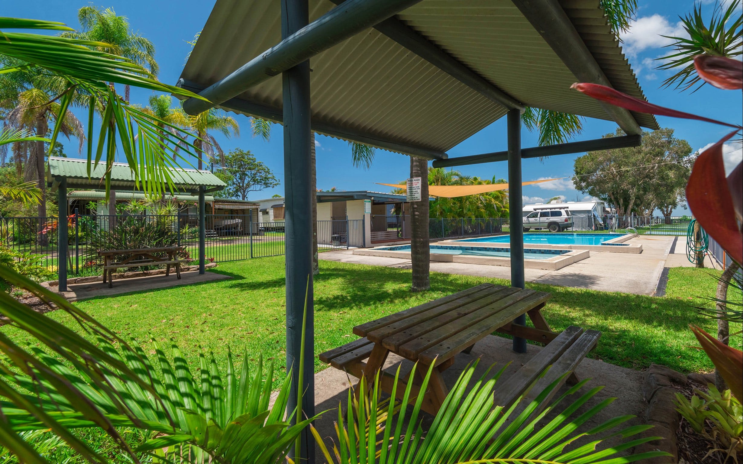 Bimbimbi Riverside Caravan Park - Accommodation Sunshine Coast