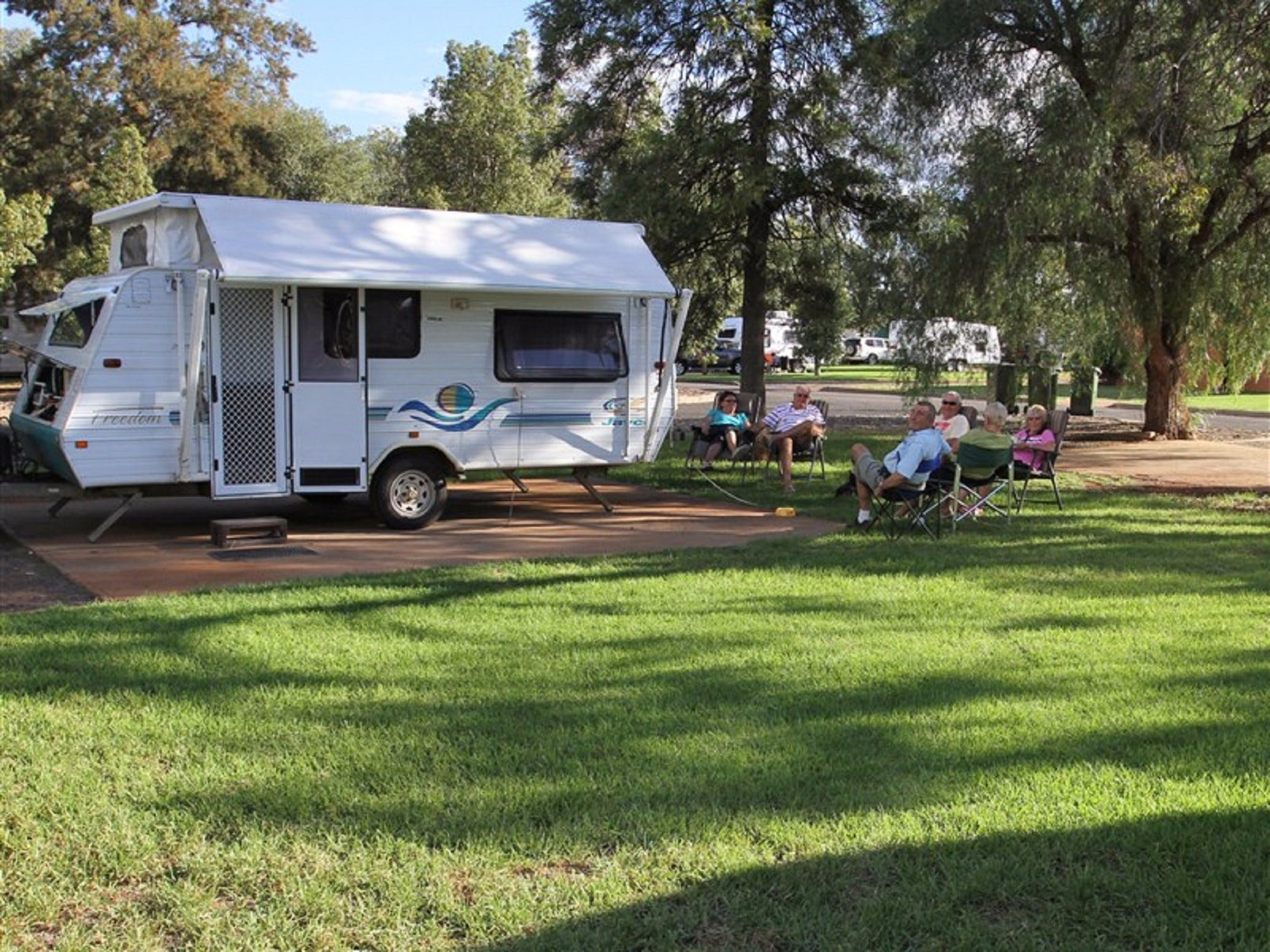 Cobar Caravan Park - Accommodation Sunshine Coast